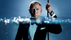 Daniel Craig wears the new watches fake Omega Seamaster Driver 300M 210.32.42.20.06.001.